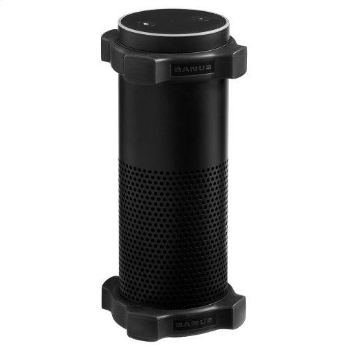 Black Amazon Echo Bumper Accessory