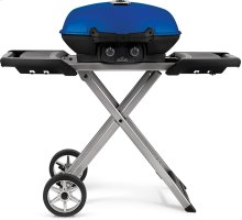 TravelQ 285X with Scissor Cart Blue , Propane