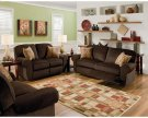 Megan Double Reclining Loveseat Product Image
