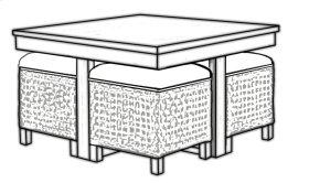 Hassock Table