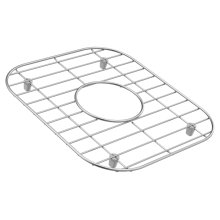 Moen stainless bottom grid