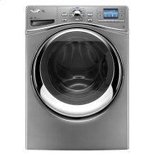 4.3 cu. ft. Duet® Steam Front Load Washer with Precision Dispense Ultra (This is a Stock Photo, actual unit (s) appearance may contain cosmetic blemishes. Please call store if you would like actual pictures). This unit carries our 6 month warranty, MANUFACTURER WARRANTY and REBATE NOT VALID with this item. ISI 32464