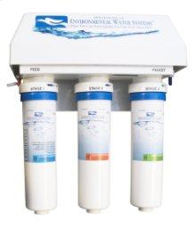 Advanced Undercounter Drinking Water Filtration Offering True Protection From Toxic Contaminants.