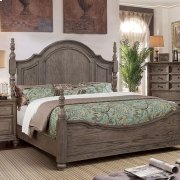 Queen-Size Audrey Bed FRAME Product Image