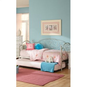 Spring Rose Twin Bed