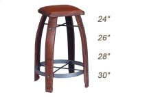 Stave Stool