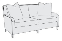 Maxine Loveseat in Mocha (751)
