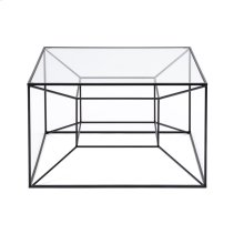 Rogers Powder Coated Coffee Table