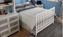 Treviso Full-Size Bed Rails