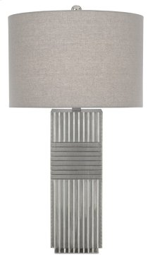 Odense Silver Table Lamp