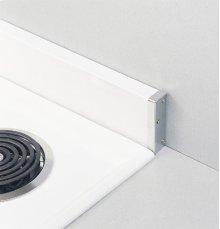 "GE® 30"" Backguard Kit (White)"