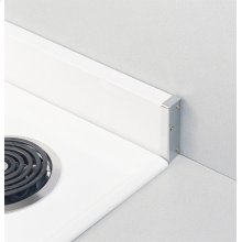"GE® 30"" Backguard Kit (White)"