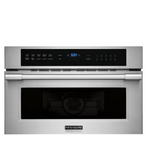 Frigidaire ProfessionalPROFESSIONAL Professional 30'' Built-In Convection Microwave Oven with Drop-Down Door