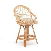 5500 Series Counter Height Stool Natural