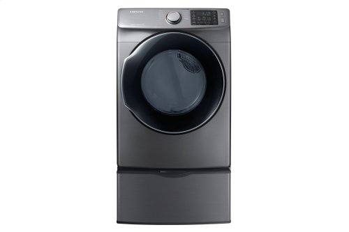 DVE45M5500P Frontload Electric Dryer with Steam, 7.5 cu.ft