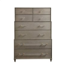 Oasis-Mulholland Drawer Chest in Grey Birch