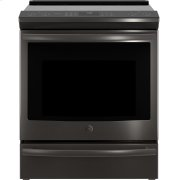 """GE Profile™ 30"""" Smart Slide-In Front-Control Induction and Convection Range Product Image"""