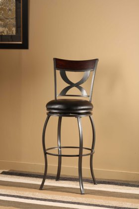 Stockport Swivel Bar Stool