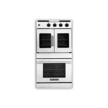"30"" Legacy French & Chef Door Double Deck Wall Oven"
