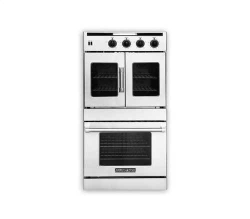 "30"" Legacy French & Chef Door Double Deck Wall Oven-CLOSEOUT"