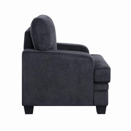 Stewart Casual Grey Chair