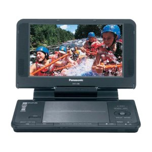 PanasonicDVD-LS865P-K Portable DVD Player