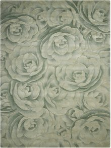 Moda Mod06 Seafoam Rectangle Rug 7'6'' X 9'6''