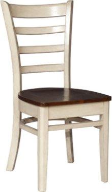 Emily Chair Espresso & Almond