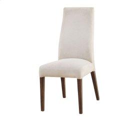 Sommerville - Parson Side Chair W/upholstered Seat & Back-zenda Cream-rta