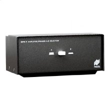 Amplifier/Speaker A-B Selector DPS-1