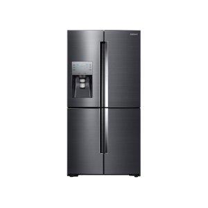 SAMSUNG22 cu. ft. Counter Depth 4-Door Flex Food Showcase Refrigerator with FlexZone