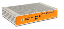 ZIXI zRAMP 2-in/2-out channel streaming management server