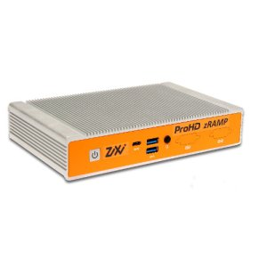 ZIXI zRAMP 4-in/4-out STREAMING MANAGEMENT SERVER