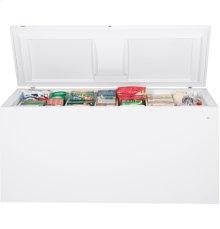GE® 25.1 Cu. Ft. Manual Defrost Chest Freezer