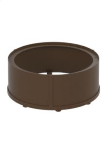 Round Fire Pit Riser, Counter Height