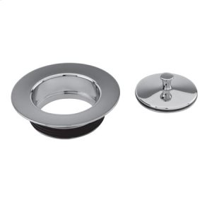 Forever Brass - PVD Garbage Disposer Flange & Stopper Set Product Image