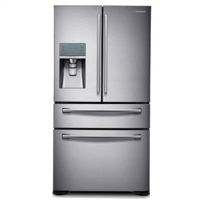 31 cu. ft. 4-Door Refrigerator with FlexZone Drawer (Stainless Steel) Product Image