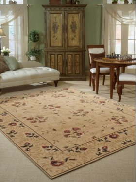 SOMERSET ST05 IV RECTANGLE RUG 7'9'' x 10'10''