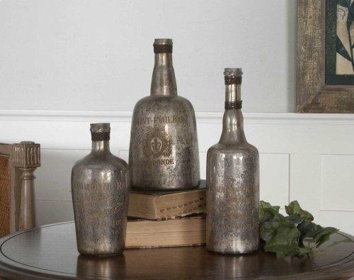 Lamaison Bottles, S/3