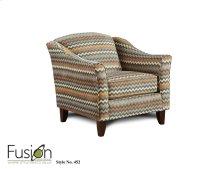 452 - Chair - Reaction Haze