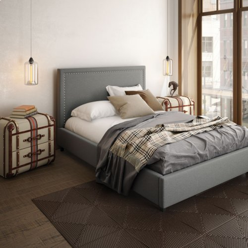 Granville Upholstered Bed - Queen