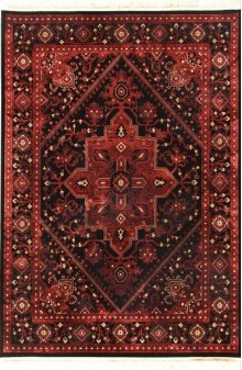Crown Red 16226 Rug