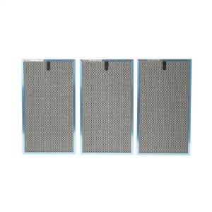 GECharcoal Odor/Grease Filters, Set of 3