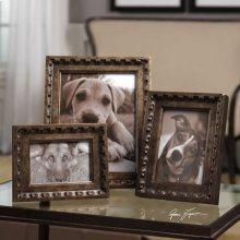 Kalya Photo Frames, S/3