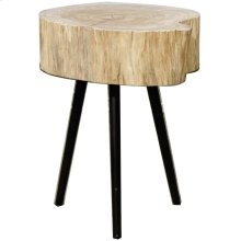 Colby End Table, Natural