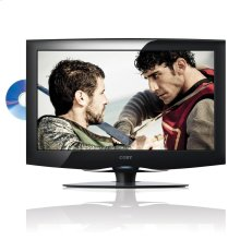 19 inch Class LED High-Definition TV with DVD Player