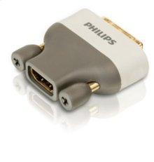Philips Adapter SWV3459H HDMI (F) - DVI (M)