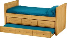 Captain's Bed Set, Twin