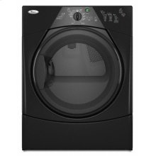 Black-on-Black Duet Sport® Gas Dryer