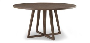 Palmer Driftwood Round Dining Table